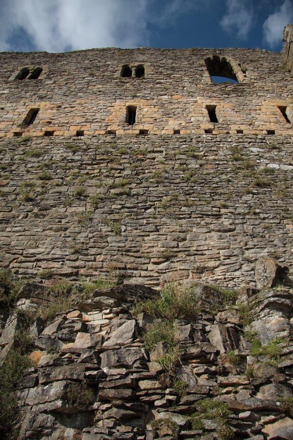 Mur de château image libre de droits