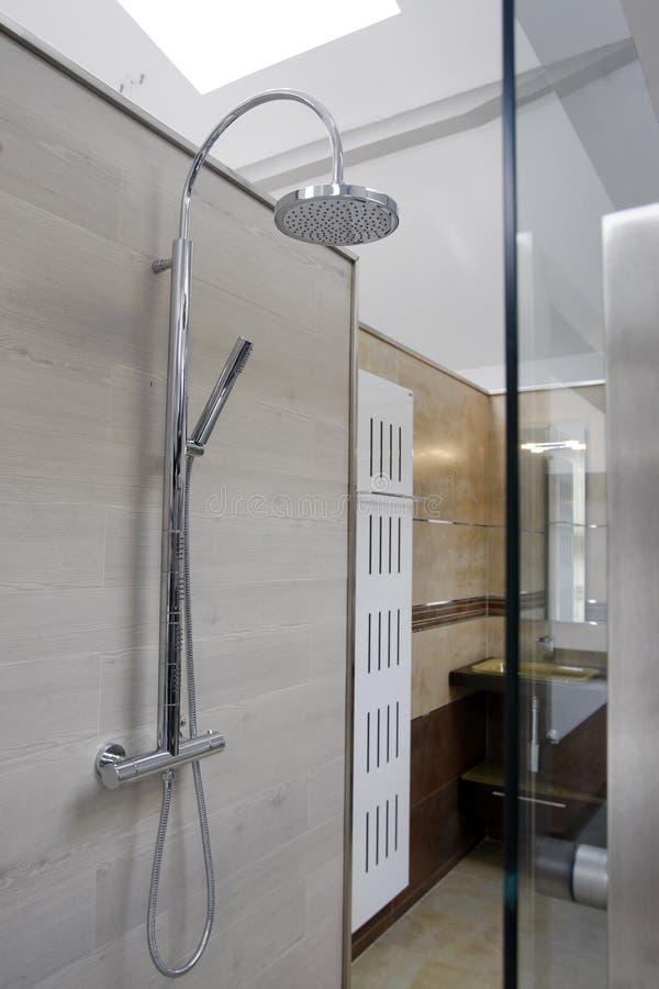 mur de douche images stock