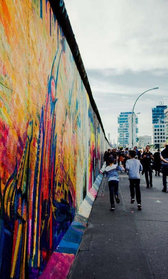 Mur de la RDA photos stock