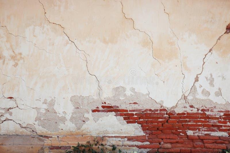 Mur de mortier photos stock