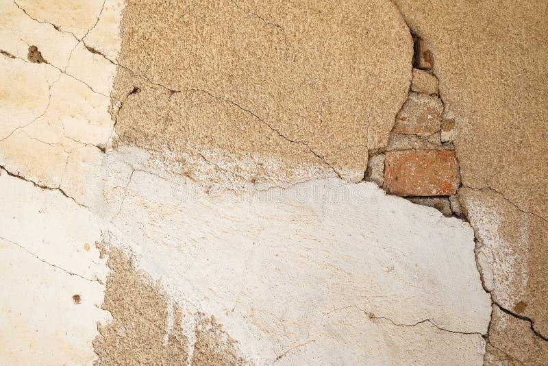 Mur de mortier photos libres de droits