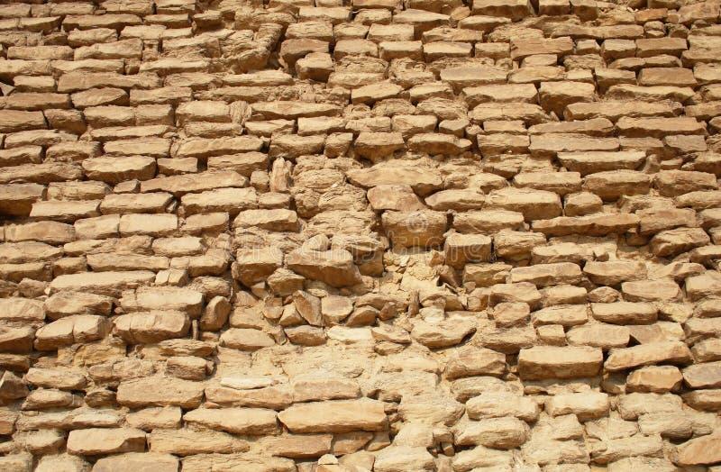 Mur de pierre à chaux photo libre de droits
