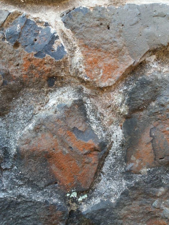Mur de pierre photo libre de droits
