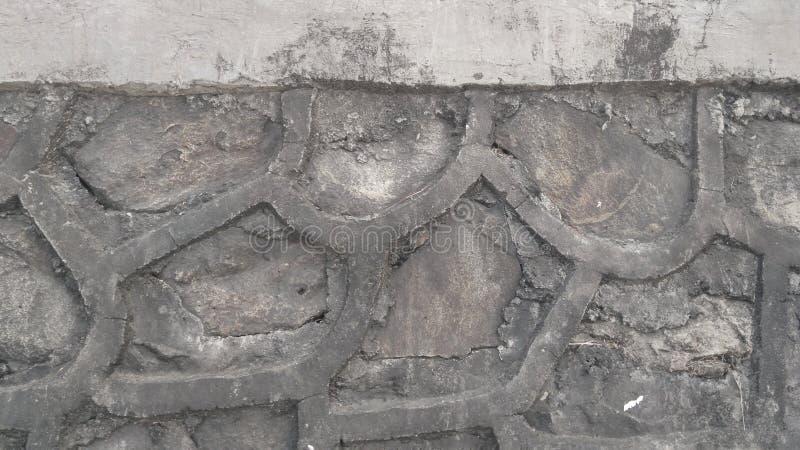 Mur de pierre photographie stock libre de droits