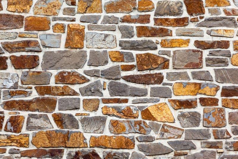 Mur de pierre images libres de droits