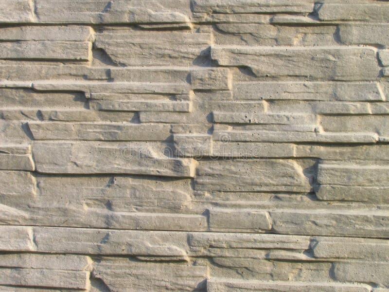 Mur de pierre artificielle, mat?riau de construction moderne, texture photographique image stock