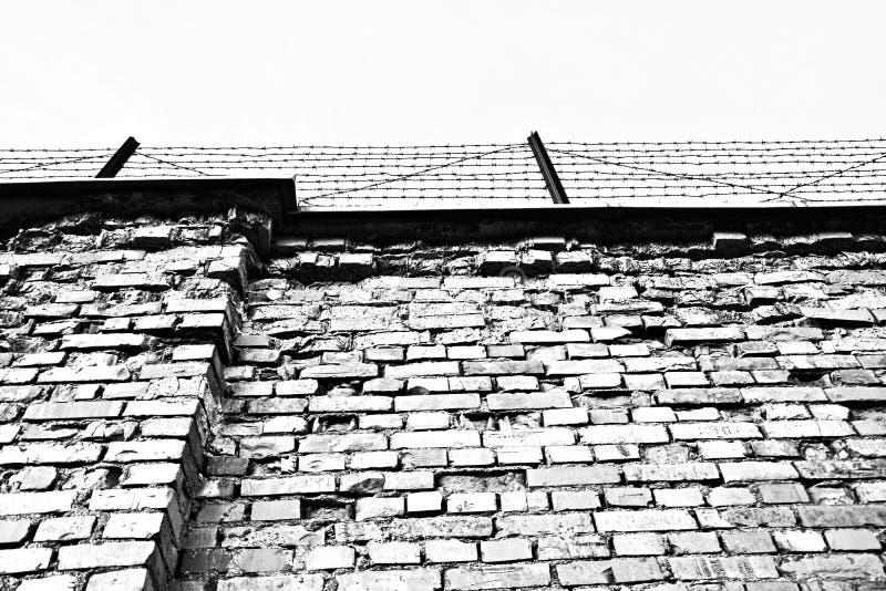 Mur de prison photo libre de droits