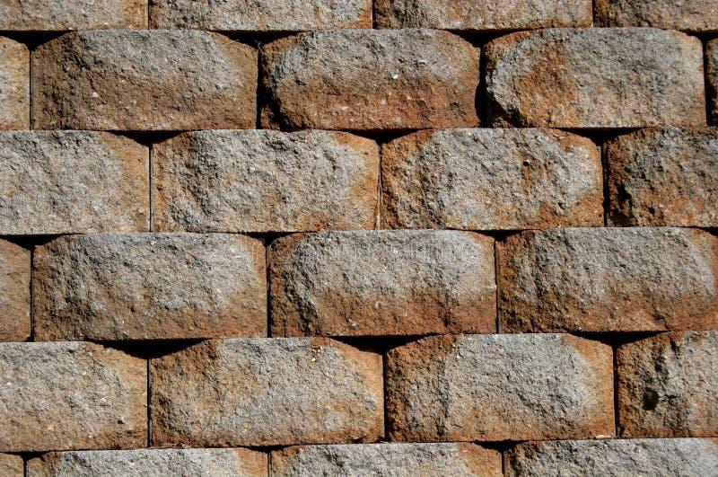 Mur de soutènement image stock