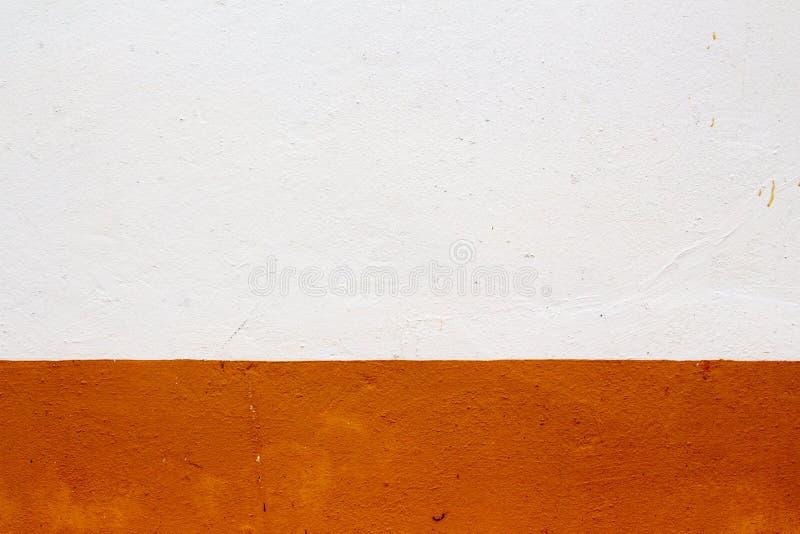 mur de 2 tons photo libre de droits