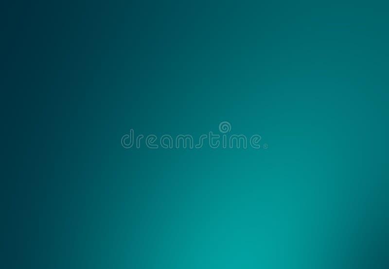 Mur de vert bleu illustration stock