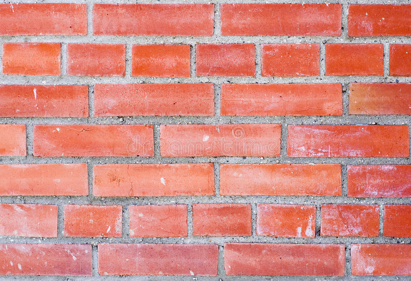 Mur des briques image libre de droits