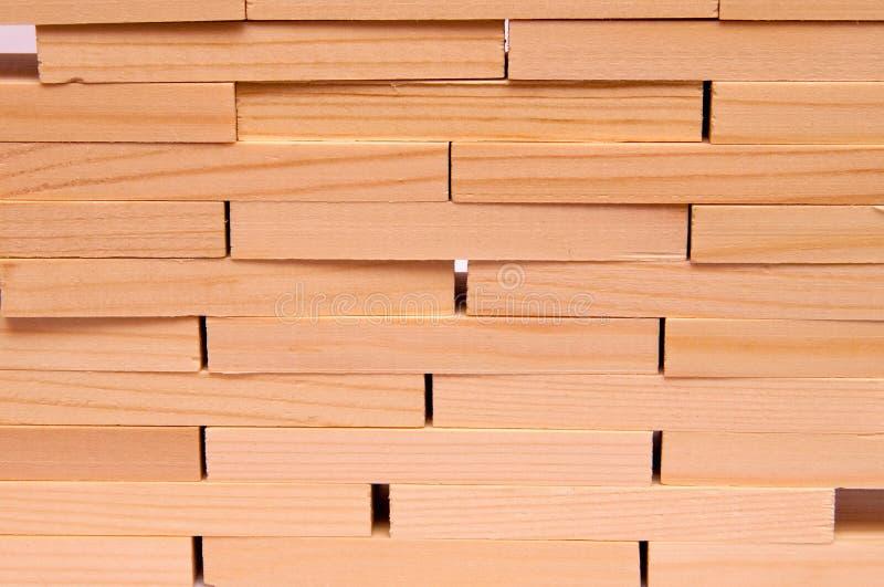 mur des briques en bois image stock image du place divisez 12848029. Black Bedroom Furniture Sets. Home Design Ideas