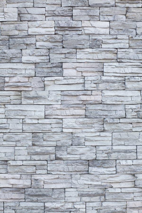 Mur des briques grises image libre de droits