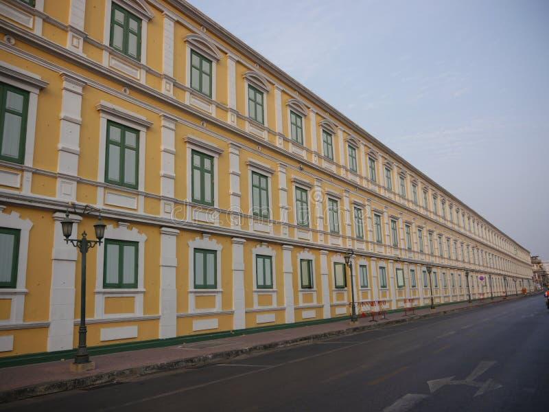 Mur du ministère de la Défense photo stock