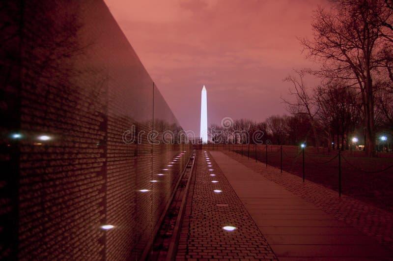 Mur du Vietnam photos libres de droits