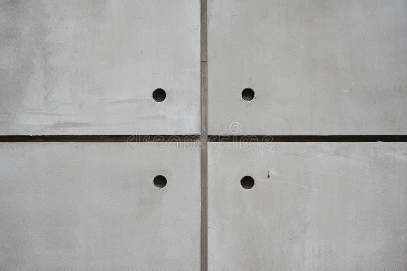 Mur en béton de quarte photographie stock