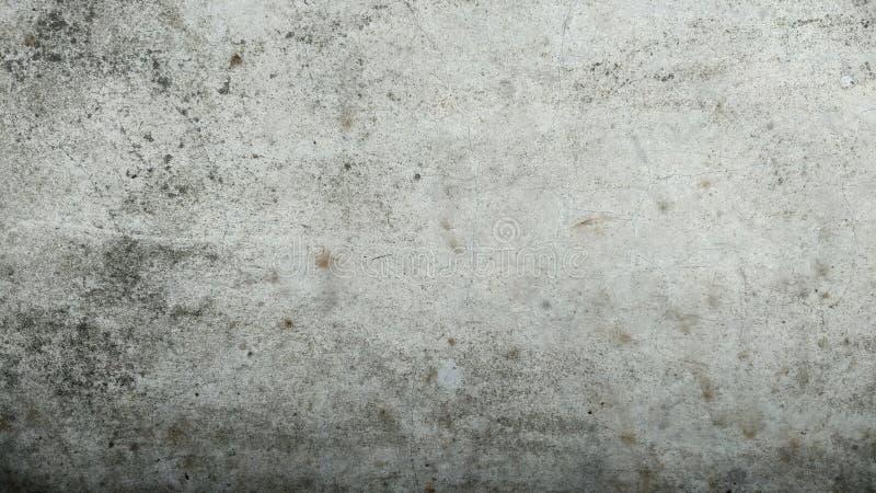 Mur en béton grunge de ciment avec la fente photos libres de droits