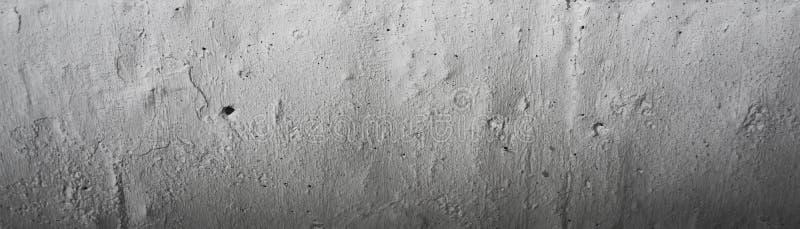 Mur en béton grunge de ciment avec le fond de texture de fente photographie stock