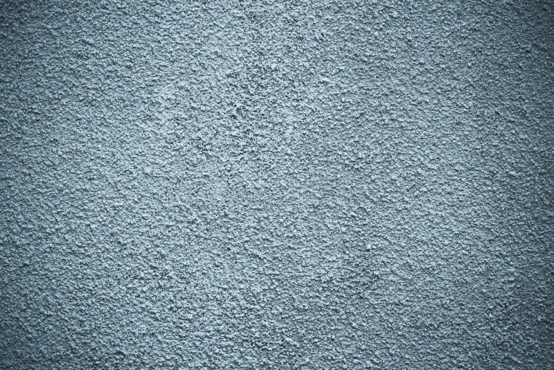 Mur en béton rugueux foncé Modèle gris abstrait, fond d'architecture Texture en pierre sale noire Surface grunge et bleue W de st images libres de droits