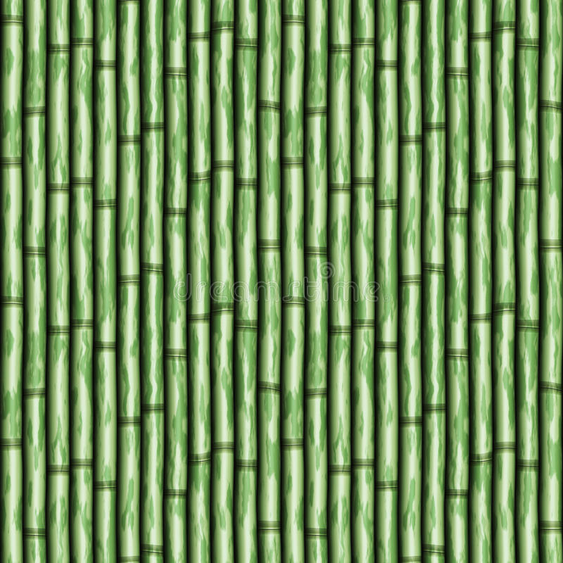 mur en bambou illustration de vecteur image du illustration 13545632. Black Bedroom Furniture Sets. Home Design Ideas