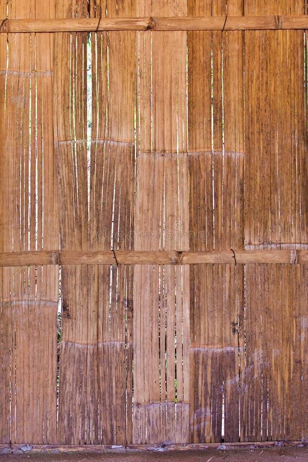 mur en bambou de maison de type tha indig ne images libres de droits image 12295389. Black Bedroom Furniture Sets. Home Design Ideas