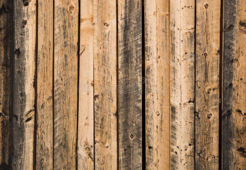 Mur en bois âgé images stock