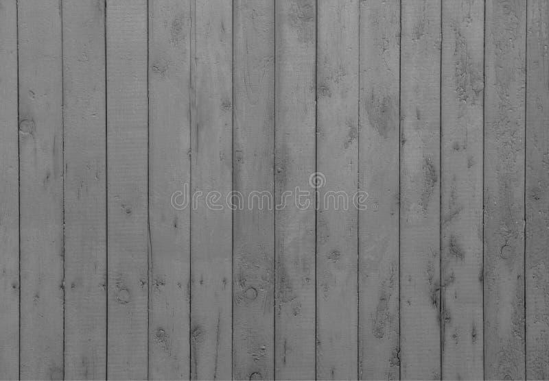Mur en bois avec les planches verticales photo stock