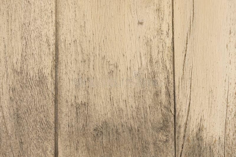 Mur en bois blanc grunge photos libres de droits