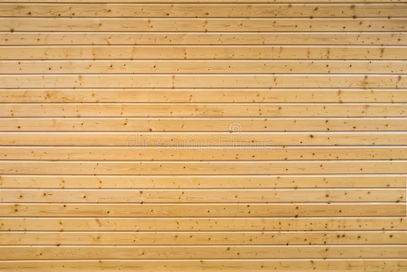 Mur en bois de panneau photos libres de droits