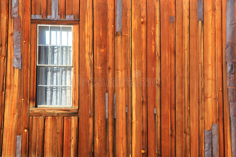Mur en bois de planche photos stock