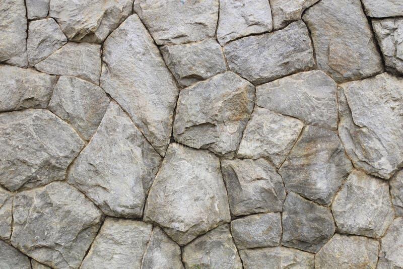 Mur en pierre comme fond ou texture photos libres de droits