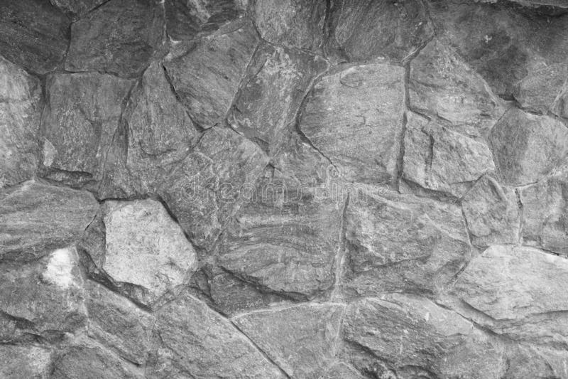 Mur en pierre comme fond ou texture photographie stock