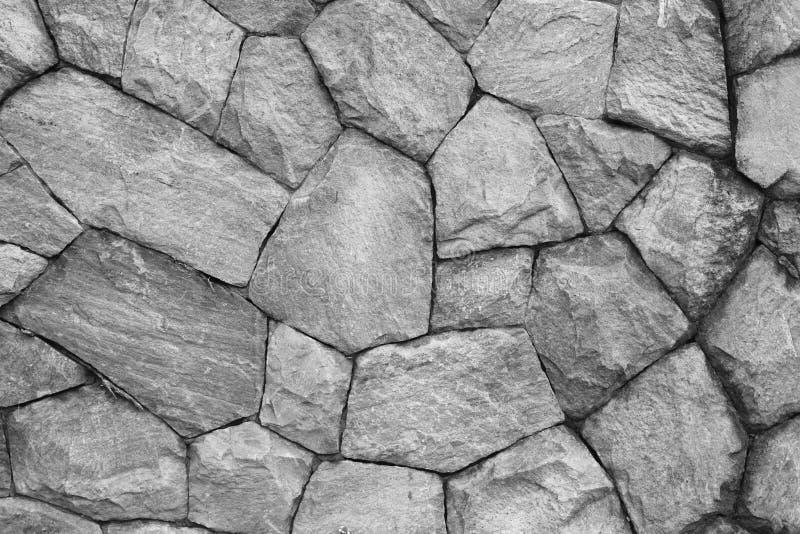 Mur en pierre comme fond ou texture photographie stock libre de droits