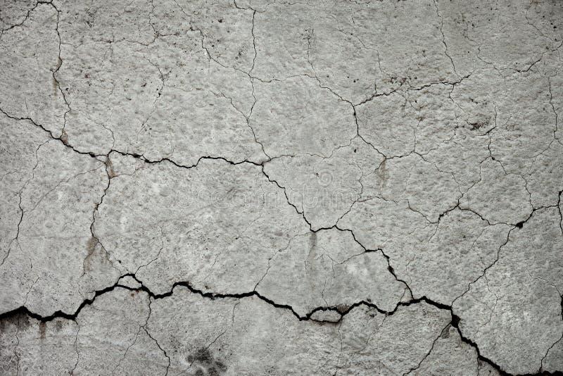 Mur en pierre criqué photos libres de droits