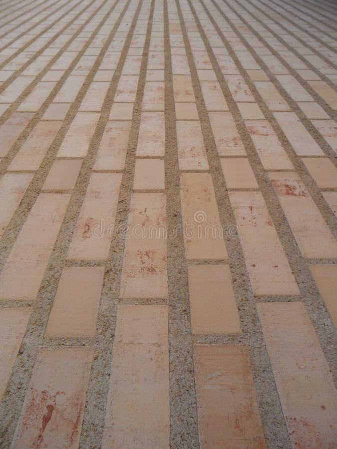 Mur en pierre de brique en tant qu'élément d'architecture à Vaduz photos stock
