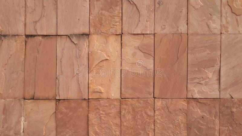 Mur en pierre de caillou photos stock