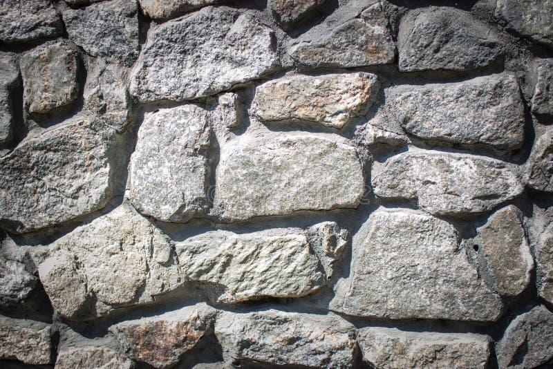 Mur en pierre de soulagement photo stock