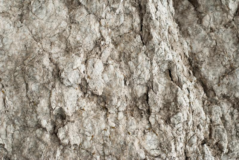 Mur en pierre la texture de la roche, photographie stock