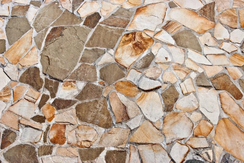 Mur en pierre normal image stock