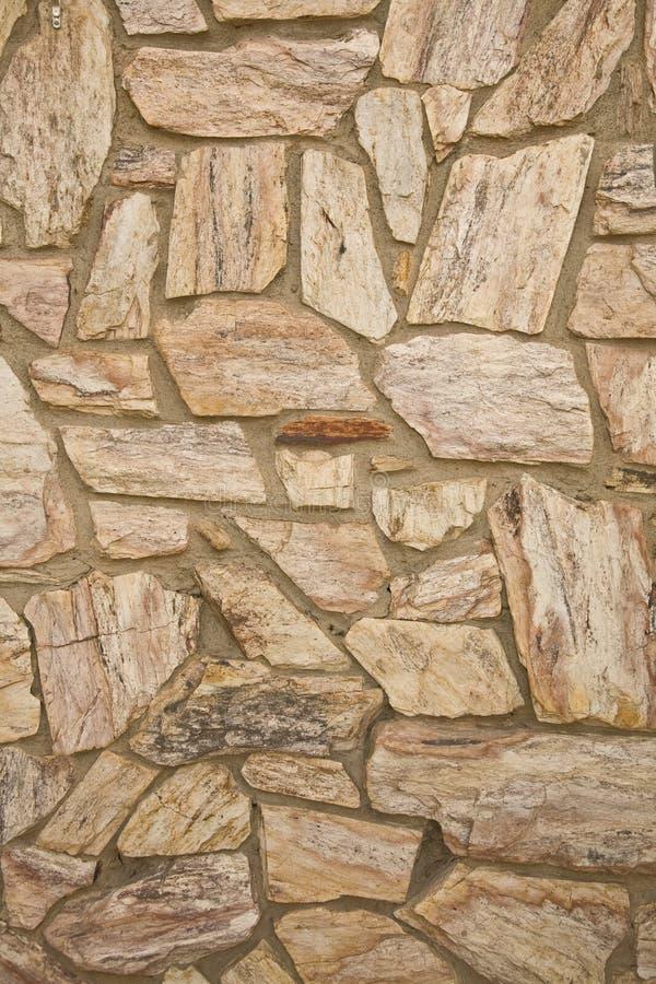 Mur en pierre pour le fond photo libre de droits