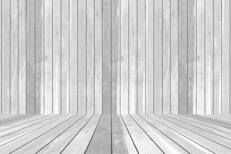 Mur gris et fond en bois images libres de droits