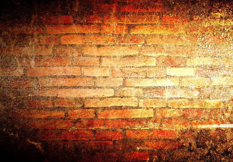 Mur grunge illustration de vecteur