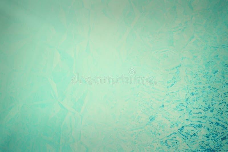 Mur grunge bleu de texture avec des fissures illustration de vecteur