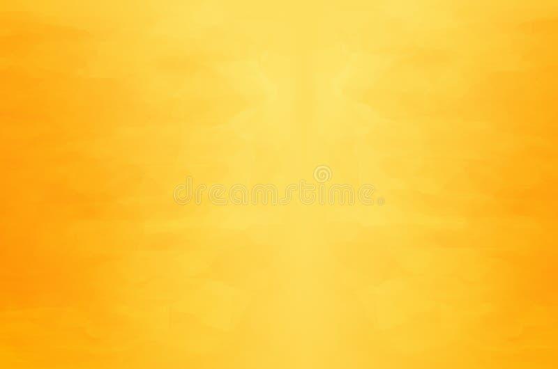 Mur grunge jaune, fond texturisé image libre de droits