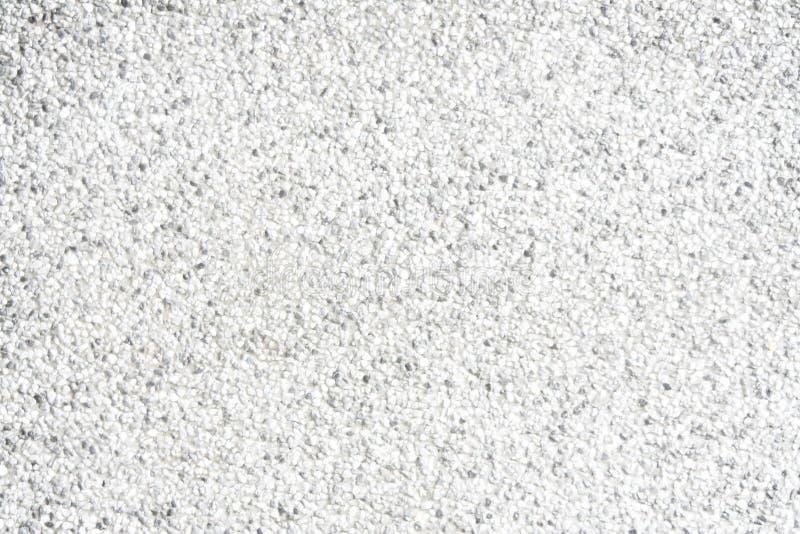 Mur minuscule de gravier de texture, petit fond d'abrégé sur modèle de roche image libre de droits