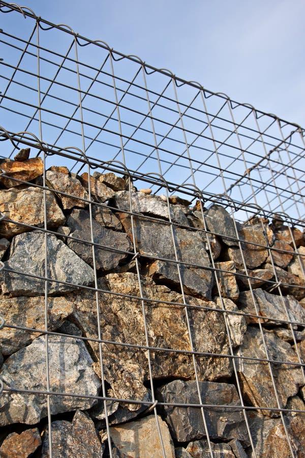 Mur moderne de rerain image libre de droits