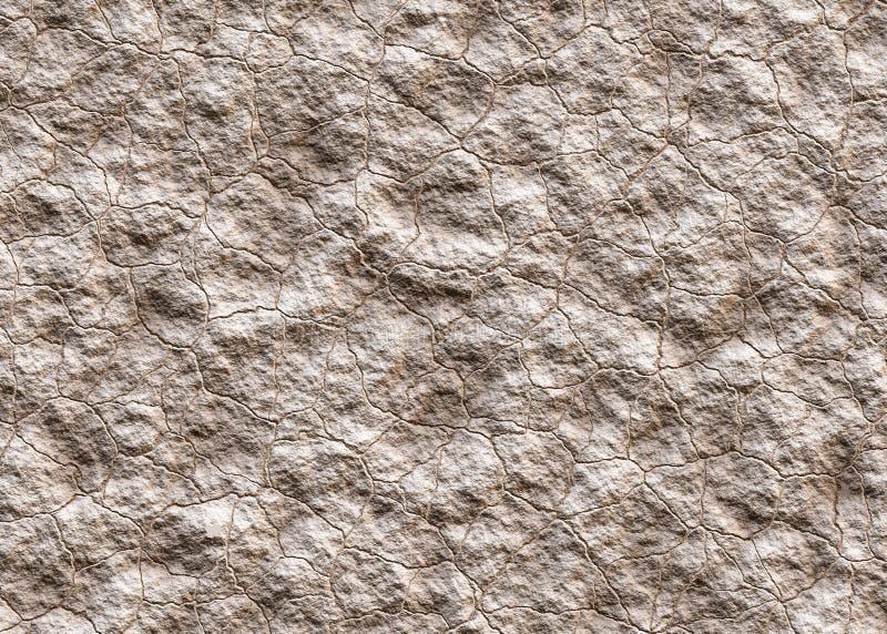 Mur naturel de fond de texture de roche de fente illustration de vecteur