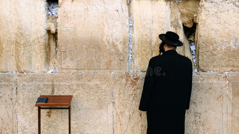 Mur occidental photos stock