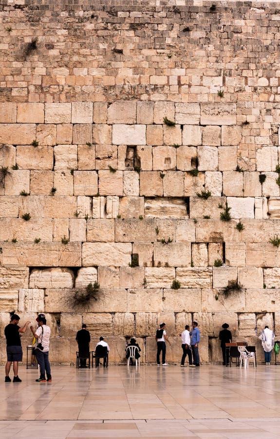 Mur occidental photos libres de droits