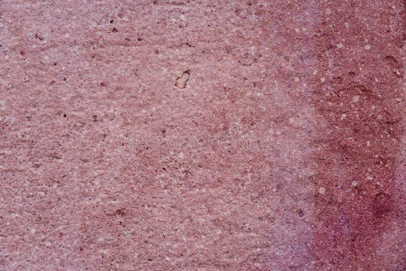 Mur rare de granit de cru images libres de droits
